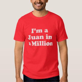 Soy un Juan en millón Camisas