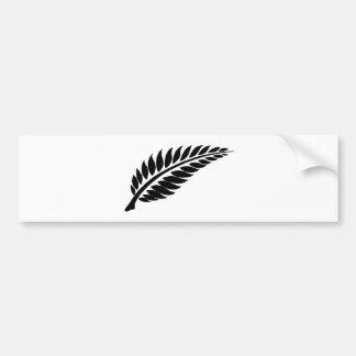 ¡Soy un kiwi orgulloso Pegatina De Parachoque