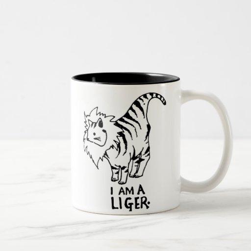 Soy un Liger Taza