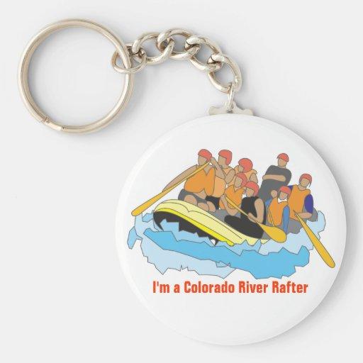 Soy un llavero del viga del río Colorado