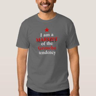 Soy un MARXISTA Remeras