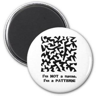 ¡Soy un MODELO! - #2 - Productos multi Imán Redondo 5 Cm