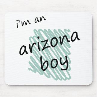 Soy un muchacho de Arizona Alfombrilla De Raton