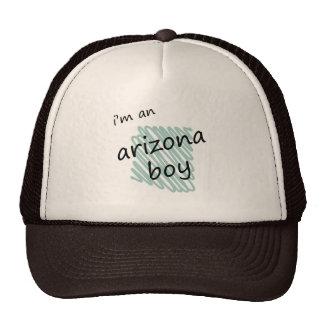 Soy un muchacho de Arizona Gorra