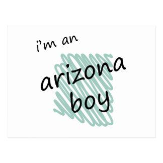 Soy un muchacho de Arizona Postal