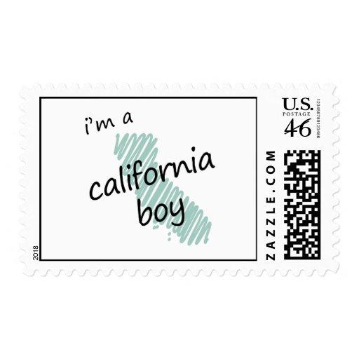 Soy un muchacho de California