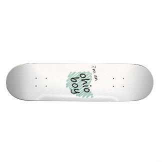 Soy un muchacho de Ohio Tablas De Skate