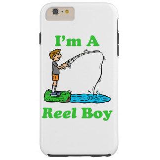 Soy un muchacho del carrete funda resistente iPhone 6 plus