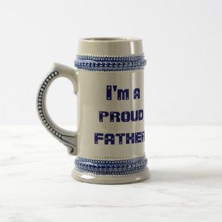 Soy un padre orgulloso jarra de cerveza