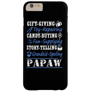 Soy UN PAPAW ORGULLOSO Funda Barely There iPhone 6 Plus