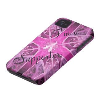 Soy un partidario iPhone 4 Case-Mate cárcasas