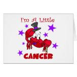 Soy un pequeño cáncer felicitacion