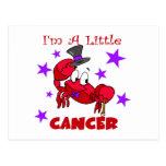 Soy un pequeño cáncer postal