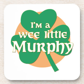 Soy un pequeño Murphy pequenito Posavasos De Bebida
