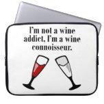 Soy un perito del vino funda ordendadores