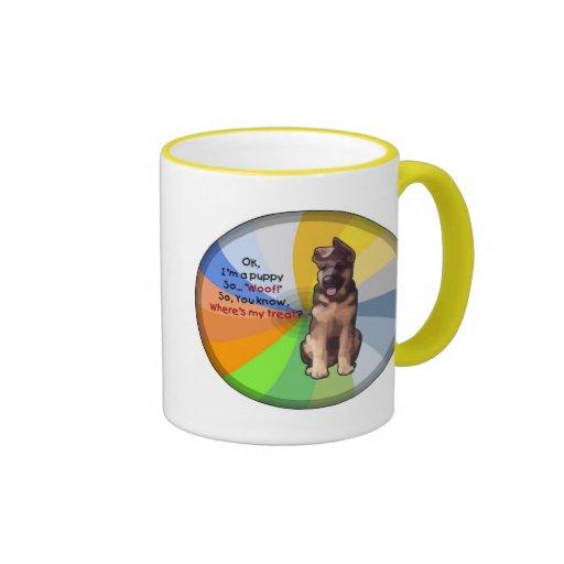 Soy un perrito tazas de café