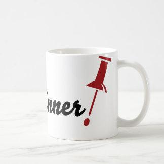 ¡Soy un Pinner! Tazas De Café