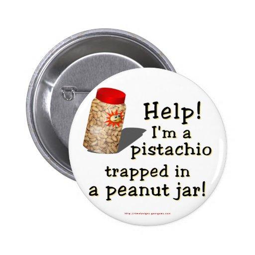 Soy un pistacho pin