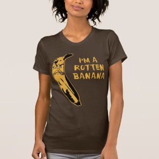 Soy un plátano putrefacto camiseta