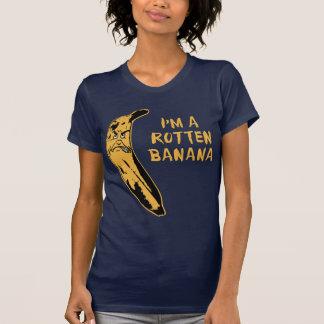 Soy un plátano putrefacto camisetas