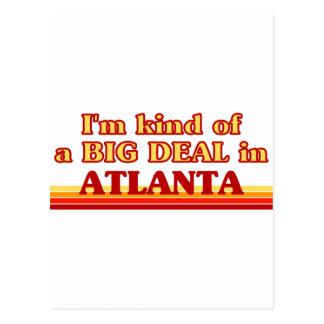 Soy un poco una GRAN COSA en Atlanta Postal