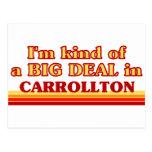 Soy un poco una GRAN COSA en Carrollton Postal