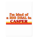 Soy un poco una GRAN COSA en Casper Postal