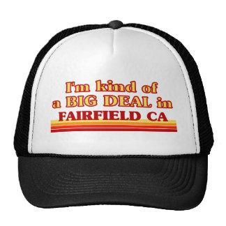 Soy un poco una GRAN COSA en Fairfield Gorras