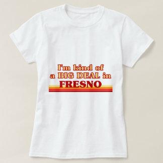 Soy un poco una GRAN COSA en Fresno Playera