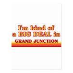 Soy un poco una GRAN COSA en Grand Junction Postal