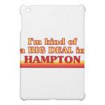 Soy un poco una GRAN COSA en Hampton