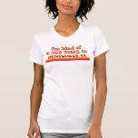 Soy un poco una GRAN COSA en Huntsville Camiseta