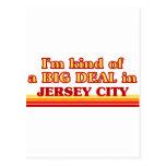 Soy un poco una GRAN COSA en Jersey City Postal