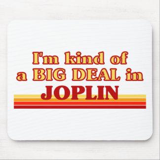 Soy un poco una GRAN COSA en Joplin Alfombrilla De Raton