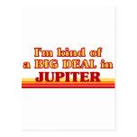 Soy un poco una GRAN COSA en Júpiter Postal
