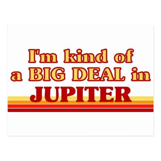 Soy un poco una GRAN COSA en Júpiter Postales