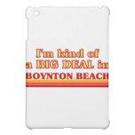 Soy un poco una GRAN COSA en la playa de Boynton