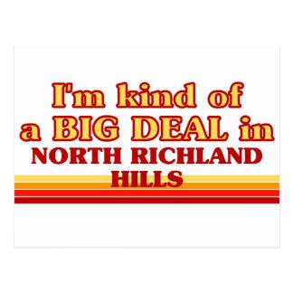 Soy un poco una GRAN COSA en las colinas del norte Postal