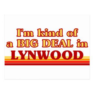 Soy un poco una GRAN COSA en Lynwood Postal