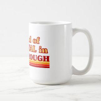Soy un poco una GRAN COSA en Marlborough Tazas De Café