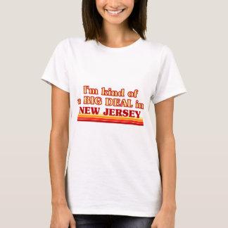 Soy un poco una GRAN COSA en New Jersey