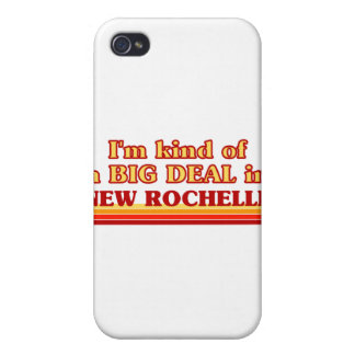 Soy un poco una GRAN COSA en New Rochelle iPhone 4 Protectores