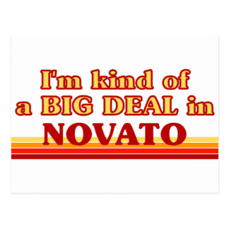 Soy un poco una GRAN COSA en Novato Postales