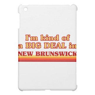 Soy un poco una GRAN COSA en Nuevo Brunswick