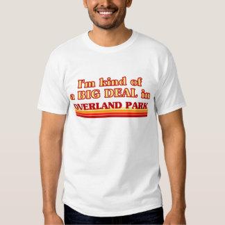 Soy un poco una GRAN COSA en parque terrestre Poleras