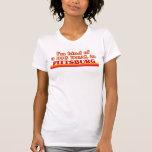 Soy un poco una GRAN COSA en Pittsburg Camiseta