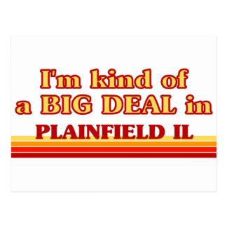Soy un poco una GRAN COSA en Plainfield Postal