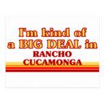 Soy un poco una GRAN COSA en Rancho Cucamonga Postal
