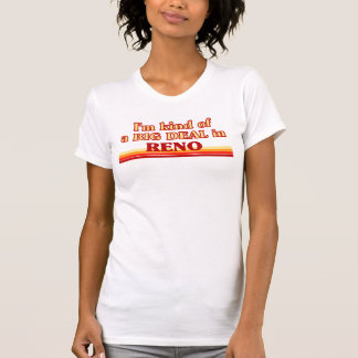 Soy un poco una GRAN COSA en Reno Camisetas