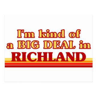 Soy un poco una GRAN COSA en Richland Postal